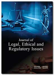 academy of legal ethical and regulatory