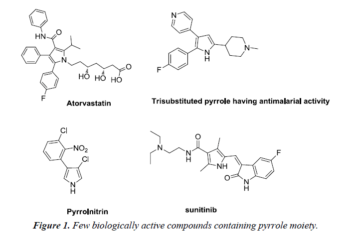 pharmaceutical-chemistry-chemical-science-pyrrole-moiety